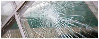 Solihull Smashed Glass